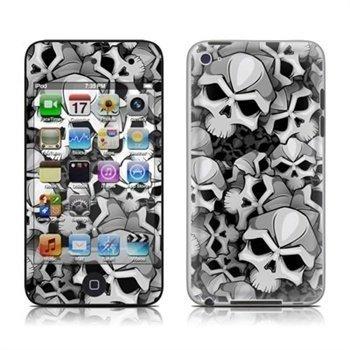 iPod Touch 4G Bones Skin