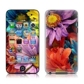 iPod Touch 4G Colours Skin