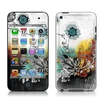 iPod Touch 4G Frozen Dreams Skin