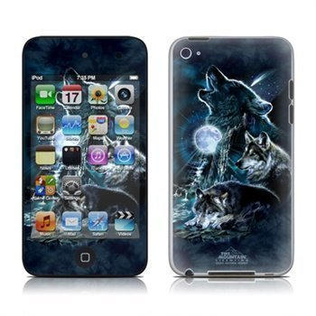iPod Touch 4G Howling Skin