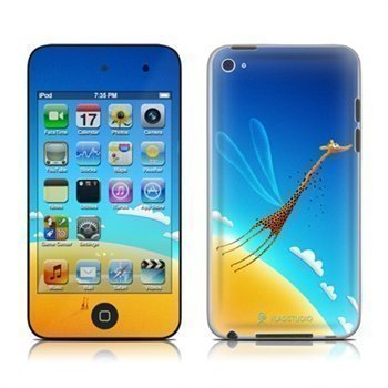 iPod Touch 4G Learn to Fly Skin