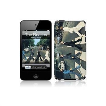 iPod Touch 4G MusicSkins Skin The Beatles Abbey Road