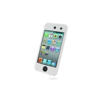 iPod Touch 4G Silicone Case White
