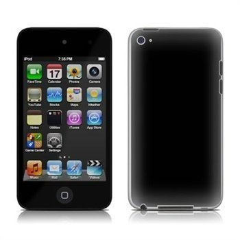 iPod Touch 4G Solid State Black Skin
