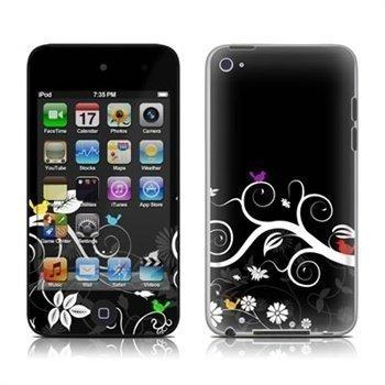 iPod Touch 4G Tweet Dark Skin