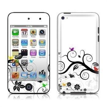 iPod Touch 4G Tweet Light Skin