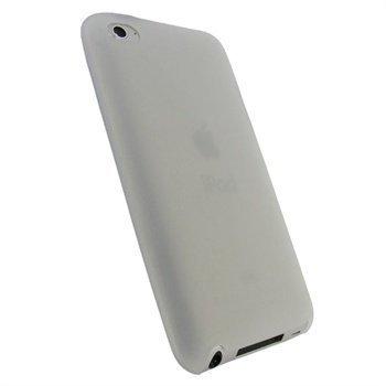 iPod Touch 4G iGadgitz Silikonikotelo Harmaa