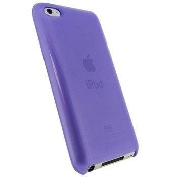 iPod Touch 4G iGadgitz TPU kuori Lila