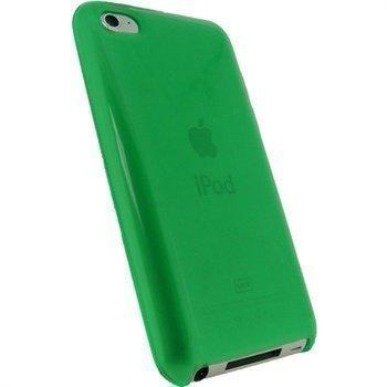 iPod Touch 4G iGadgitz TPU kuori Vihreä