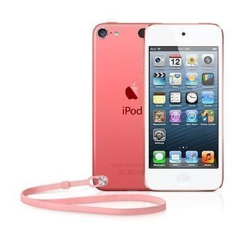 iPod Touch 5G 64 Gt Vaaleanpunainen