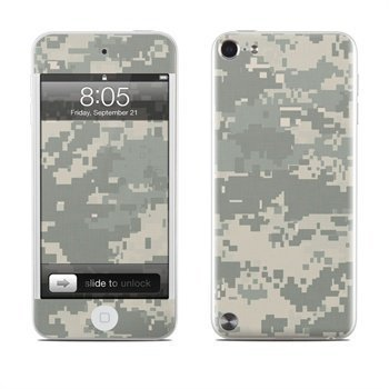 iPod Touch 5G ACU Camo Skin