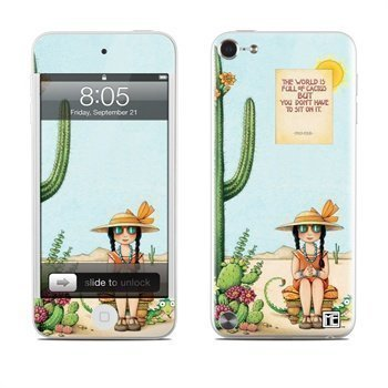 iPod Touch 5G Cactus Skin