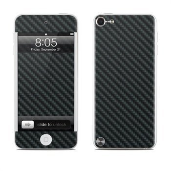 iPod Touch 5G Carbon Skin
