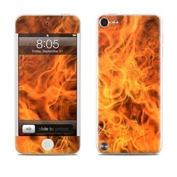 iPod Touch 5G Combustion Skin