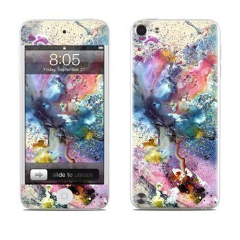 iPod Touch 5G Cosmic Flower Skin
