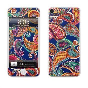 iPod Touch 5G Gracen Paisley Skin