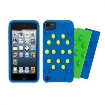 iPod Touch 5G Griffin FunkyTouch Silikonikotelo VBL