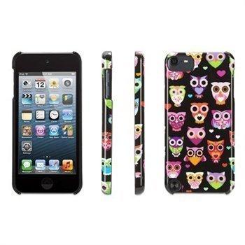 iPod Touch 5G Griffin WiseEyes Suojakotelo Musta / Pinkki