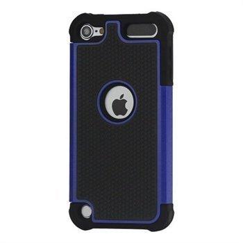 iPod Touch 5G Hybrid Suojakotelo Musta / Tummansininen