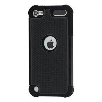 iPod Touch 5G Hybrid Suojakotelo Musta
