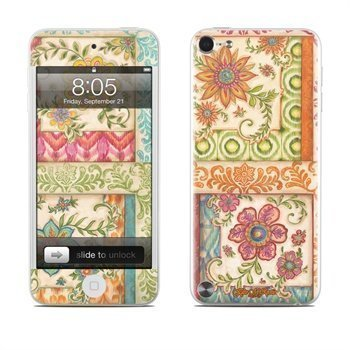iPod Touch 5G Ikat Floral Skin