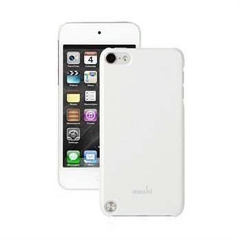 iPod Touch 5G Moshi iGlaze Touch Suojakotelo Helmenvalkea