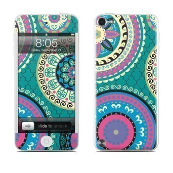 iPod Touch 5G Silk Road Skin
