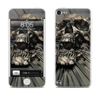 iPod Touch 5G Skull Wrap Skin