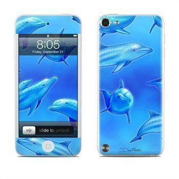 iPod Touch 5G Swimming Dolphins Skin