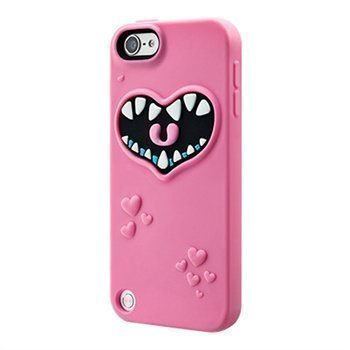 iPod Touch 5G SwitchEasy MONSTERS Case Pinky