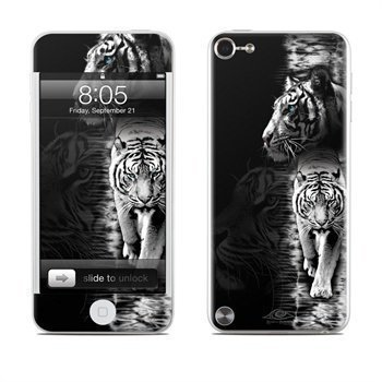 iPod Touch 5G White Tiger Skin