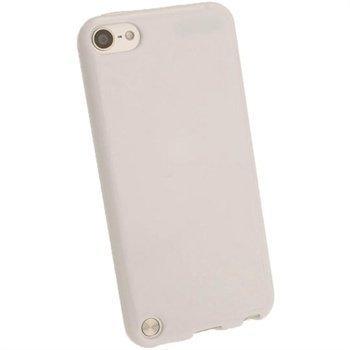 iPod Touch 5G iGadgitz Kiiltävä TPU-Suojakotelo Valkoinen