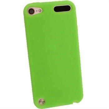 iPod Touch 5G iGadgitz Silikonikotelo Vihreä