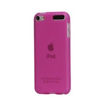 iPod Touch 5G iPod Touch 6G TPU-Suojakotelo Kuuma Pinkki
