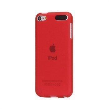 iPod Touch 5G iPod Touch 6G TPU-Suojakotelo Punainen