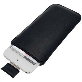 iPod Touch 5G iPod Touch 6G iGadgitz Nahkakotelo Musta