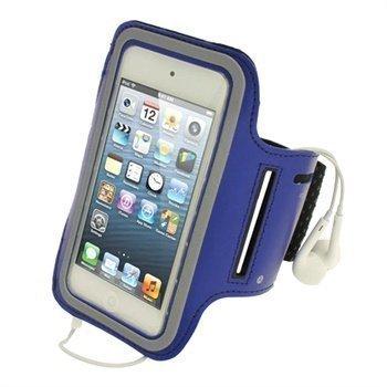 iPod Touch 5G iPod Touch 6G iGadgitz Neopreeni Käsivarsikotelo Sininen