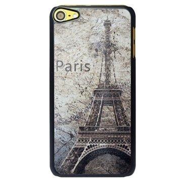 iPod Touch 6G Kova Suojakuori Eiffel Torni