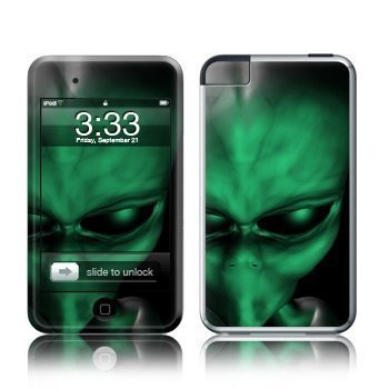 iPod Touch Touch 2G Touch 3G Abduction Skin