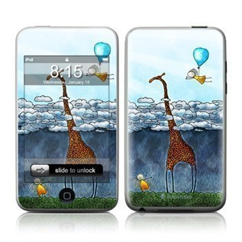 iPod Touch Touch 2G Touch 3G Above The Clouds Skin