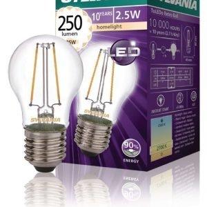 mainos- ja koristelamppu 250LM 827 LED-lamppu hehkulanka E27 2 5W