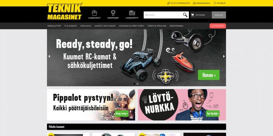 Teknikmagasinet Helsinki